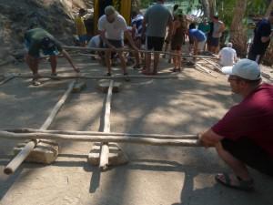 בניית רפסודות
