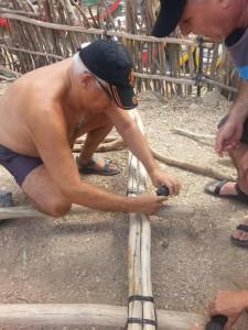פעילות לקבוצות - בניית רפסודות